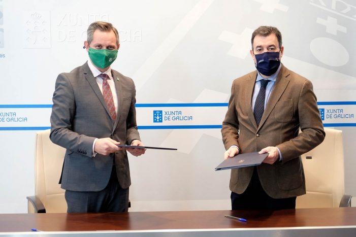 La Xunta invertirá más de 4 M€ en un nuevo CEIP en O Milladoiro para dar respuesta a la alta demanda de escolarización del Ayuntamiento de Ames