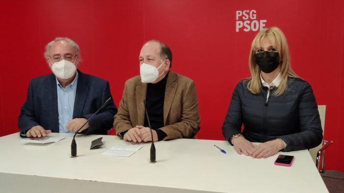 """O PSdeG fai balance do primeiro ano de goberno de Pedro Sánchez: """"Cumprimos e impulsamos unha axenda galega que atendeu ás prioridades"""", como a recuperación de Meirás, a rebaixa da AP-9, o AVE a Galicia e o estatuto electrointensivo"""