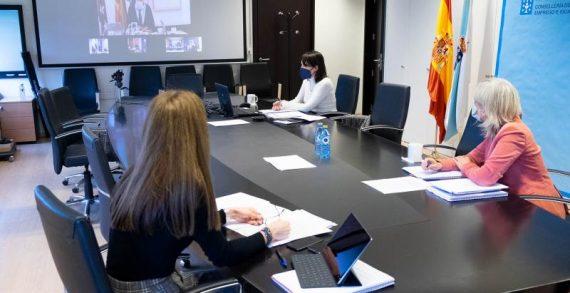 Lorenzana urxe ao Estado a coñecer os criterios de reparto e o orzamento que lle corresponde a Galicia dos fondos europeos para políticas de emprego