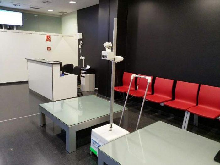O proxecto Inmena desenvolve un sistema automatizado de inspección e monitorización ambiental de edificios