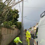 O Concelo de Nigrán inviste 40.000 euros na substitución da iluminación das rúas Baiona e Gondomar en Panxón por tecnoloxía led