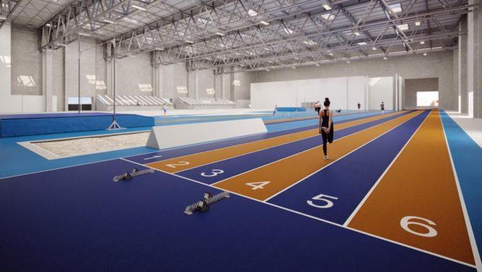 Fernández-Tapias afirma que o módulo de atletismo non supón ningún obstáculo para a ampliación do recinto feiral de Vigo
