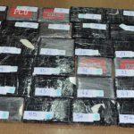 Policía Nacional y Guardia Civil desmantelan una organización criminal que introducía cocaína en España a través del Aeropuerto Adolfo Suárez Madrid-Barajas