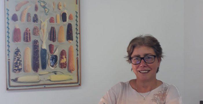 """""""Hoy hablamos con… la jefa del grupo Genética y Mejora de Maíz"""""""