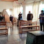 A parroquia de Setecoros en Valga, epicentro do reparto de composteiros individuais do revitaliza neste principio de ano