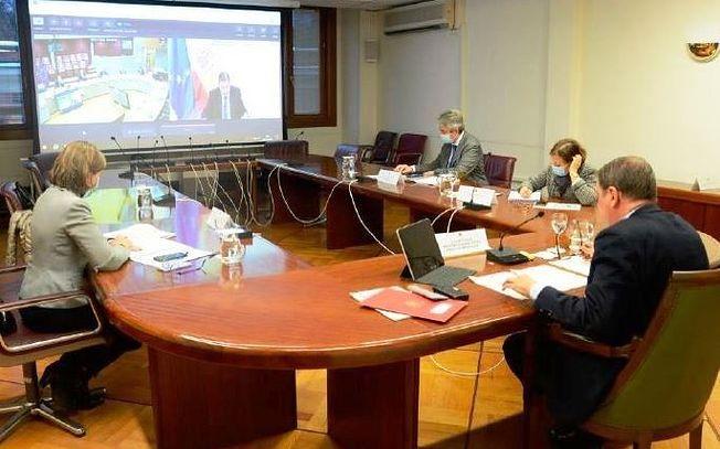 Planas se reúne con el comisario de Pesca para analizar la puesta en práctica del acuerdo sobre el Brexit