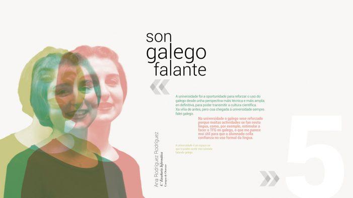 O alumnado galegofalante toma a palabra no almanaque da Área de Normalización Lingüística