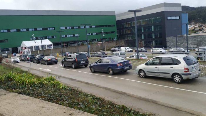 A área sanitaria de Vigo realizará un cribado a 22.000 persoas do Concello de Vigo