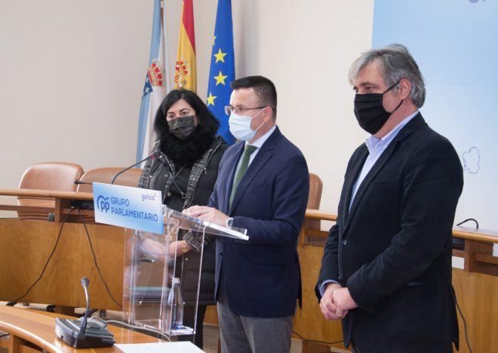 O Grupo Popular rexistra a proposición de lei de recuperación da terra agraria de Galicia para a súa tramitación no Parlamento galego