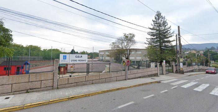 O Concello soluciona o problema da calefacción do colexio Otero Pedrayo e reclama á Xunta 40 millóns para os centros escolares de Vigo