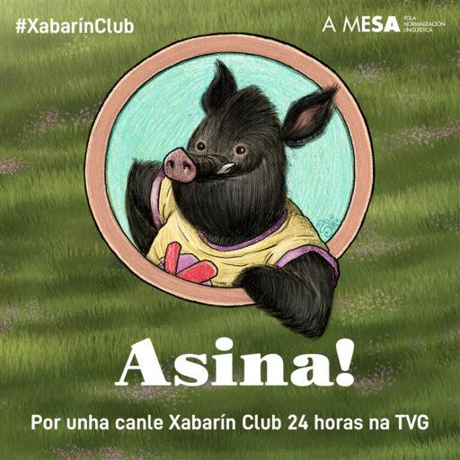Amplíase até abril a recollida de apoios á iniciativa popular Xabarín para mellorar a programación infantil e xuvenil en galego