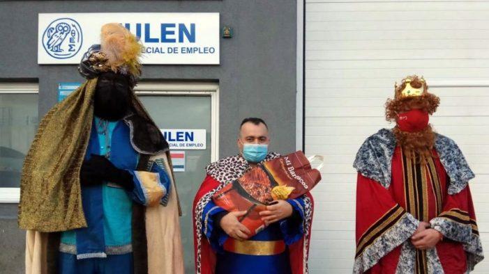 Os Reis Magos de Oriente agasallan con carbón a patronal de limpeza da provincia da Coruña pola «mala fe» na negociación do novo convenio