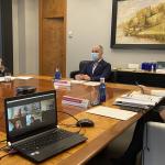 Zona Franca de Vigo aplicará el teletrabajo ante la situación sanitaria y seguirá con la bonificación de alquileres