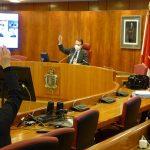 """O Pleno insta á Autoridade Portuaria a """"paralizar"""" calquera novo recheo na ría"""