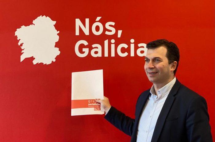 """Gonzalo Caballero, na interparlamentaria do PSdeG: """"O noso compromiso é cos galegos e coas galegas fronte a unha Xunta superada pola crise"""""""
