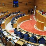 O Parlamento galego aproba os orzamentos da Comunidade Autónoma para este ano 2021, os máis altos da súa historia