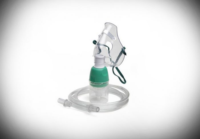 Informan de la retirada de tres lotes del nebulizador Cirrus2 por no contener la mascarilla correcta