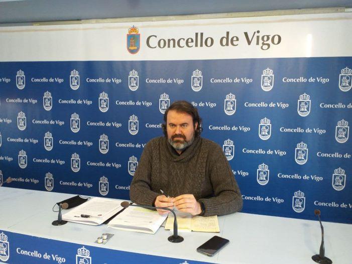 Marea de vigo afirma que o Goberno de Abel Caballero non cumpriu cos dous grandes retos políticos pola sua cobardía