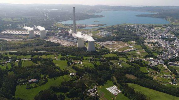 Victoria climática: a central de carbón das Pontes pecha!