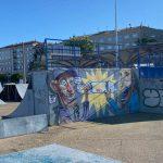 O Concello de Marín asegura que as pistas de skate se manterán na contorna da Praza de España