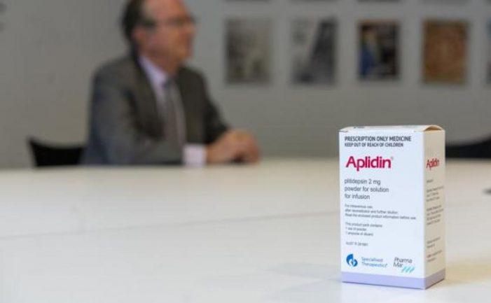 La revista Science confirma la potente actividad de plitidepsina, de PharmaMar, frente al SARS-CoV-2