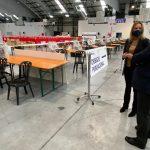 Todo listo e preparado para que a área sanitaria de Vigo realice un cribado a 22.000 persoas do Concello de Vigo