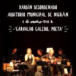 O Concello de Nigrán pecha a programación de nadal mañá mércores co concerto de 'Xardín Desordenado'