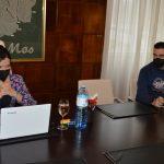 Mos confirma en reunión coa Directora Xeral de Administración Local a previsión de que o seu GES estea operativo na primeira metade deste ano