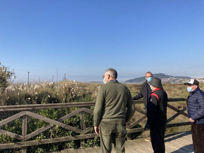O Concello de Nigrán consignará 12.000 € do orzamento 2021 para erradicar a herba da Pampa co asesoramento de Galicia Ambiental