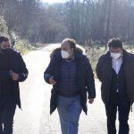 A Deputación investirá máis de 171.000 euros en pavimentar a estrada que una as parroquias lalinenses de Soutolongo e Doade