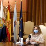 Carmela Silva pídelle ao delegado do goberno que esixa transparencia á Xunta sobre o destino dos 735 millóns de euros extraordinarios transferidos polo estado