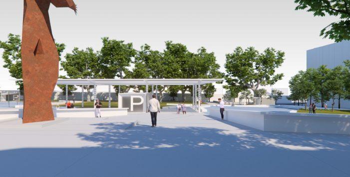 O Concello investirá preto de 5,8 millóns de euros na reforma da praza de Barcelos