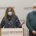 A Deputación de Pontevedra presenta o plan estratéxico provincial dos fondos europeos