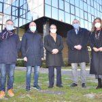 A UVigo pon a disposición dos seus centros 150 prazas para a realización de exames no edificio de Zona Franca en López Mora