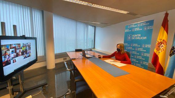 Fernández-Tapias reúnese con 30 asociacións veciñais de Vigo