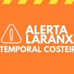 A Xunta activa unha alerta laranxa por temporal costeiro no litoral das provincias da Coruña e Pontevedra a partir desta tarde