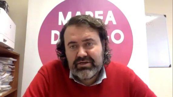 Marea de Vigo espera que a transferencia da AP-9 que se vai aprobar hoxe no Congreso signifique comezar a traballar cara á nacionalización da autoestrada