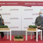 A Deputación presenta o plan estratéxico dos fondos europeos aos concellos de menos de 50.000 habitantes da provincia