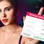 Cuánto ganan por webcam: una chica de Madrid comparte cifras reales de sus ingresos en Bongacams