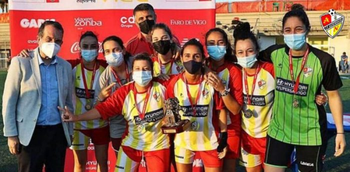 El Alertanavia, un referente en Vigo del futbol femenino gallego en busca de nuevos talentos que les permita seguir creciendo