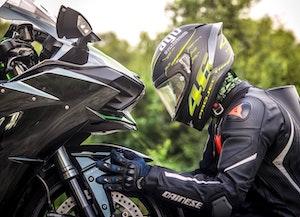 accesorios de la moto