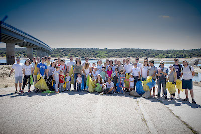 El Proyecto LIBERA recogerá información sobre la basuraleza de 17 puntos de la costa gallega