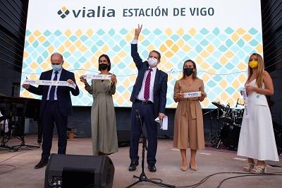 El Centro Comercial Vialia Estación de Vigo desvela todos sus secretos en un gran evento de inauguración