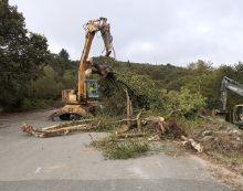 La Xunta inicia las obras de ejecución del acceso a la autovía autonómica AG-53 en sentido Ourense desde Dozón, que supone una inversión de más de 1 M€