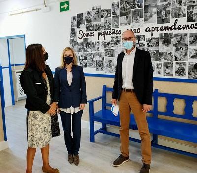La Xunta invierte 70.000 euros en la mejora de la escuela infantil de Covadonga