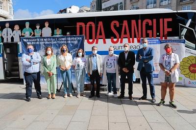Sanidad conmemora el Día Mundial del Donante de Médula Ósea y recuerda la importancia de la sensibilización social a favor de este modo de donación