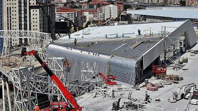 Inauguración del Centro Comercial Vialia Estación de Vigo