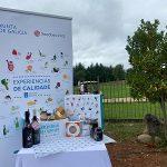La Xunta promociona los productos agroalimentarios gallegos de calidad en el I Circuito de Golf Tur 43 - España Verde
