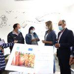 Fabiola García anuncia un aumento de más de 700.000 euros en la Orden de ayuda a los ayuntamientos para desarrollar programas de inclusión social