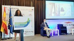 La Xunta reafirma su compromiso con las energías limpias en los muelles durante la clausura de la 'IV Green Energy Ports Conference'